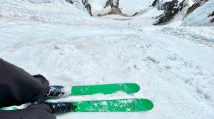 Mt. Hood- Ski Descents