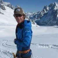 Gabriel Coler - OSG ski guide