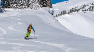 First Tracks - Backcountry Riding Skills Clinic