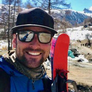 Geoff Lodge ski guide